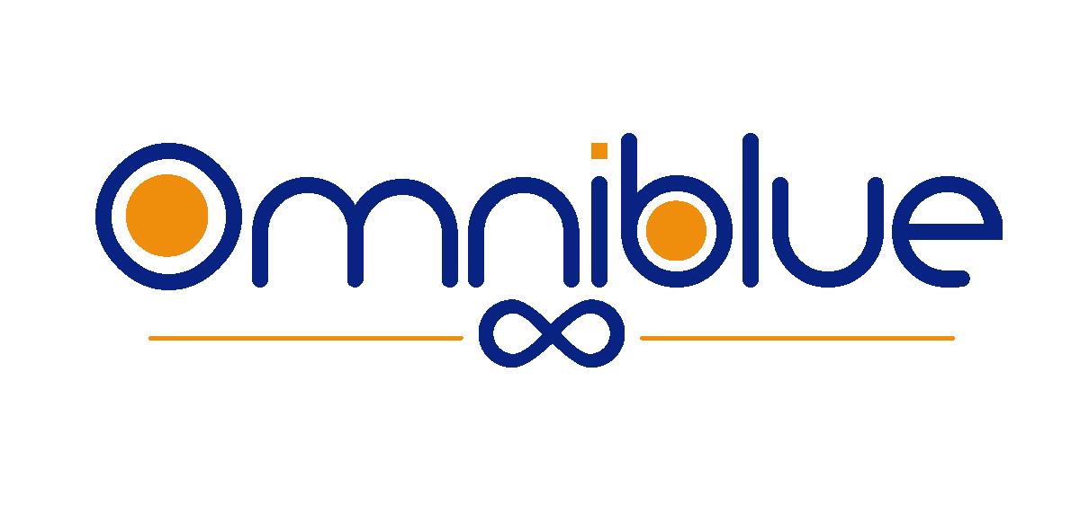 Client Slider Omniblue Technology Logo for Digital Marketing