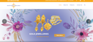 Home Page of Bhaktivedanta Jewelers